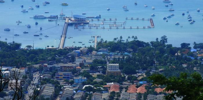 chalong bay