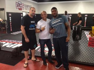 Ufc Vet Dave Roberts Dishes To Tmt About His Friendship With
