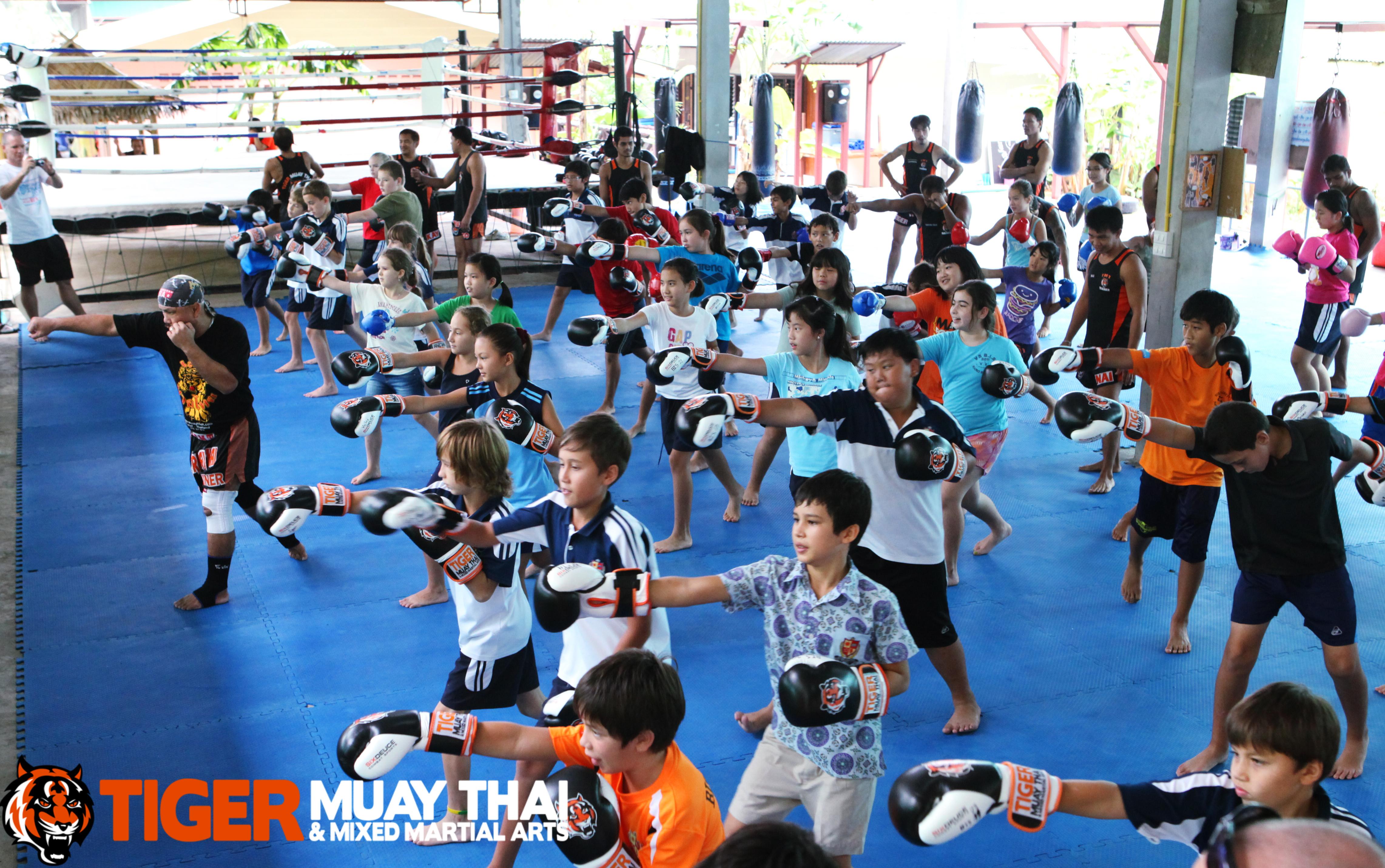 Muay Thai University – The World's Finest Muay Thai ...