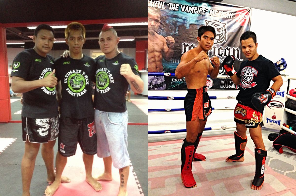 how to become mma fighter in malaysia