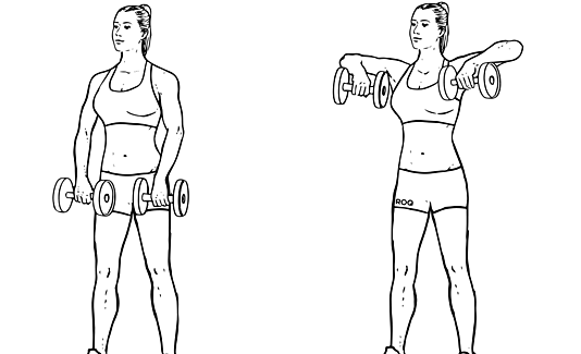 5 Shoulder Exercises To Build Muscle