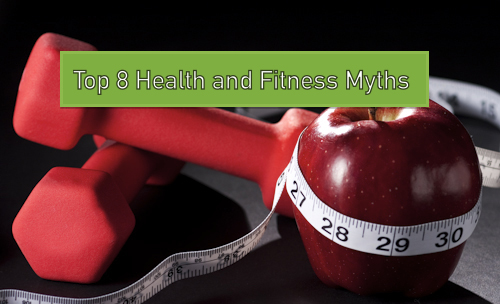 Health and Fitness Myths