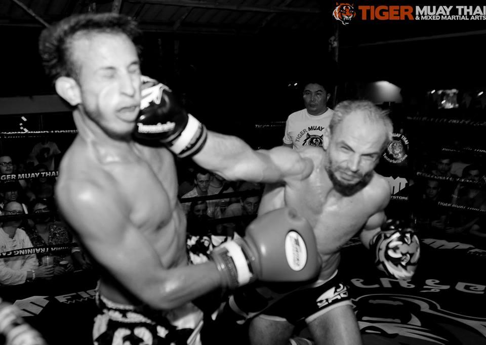 Songkran BBQ Beatdown 1