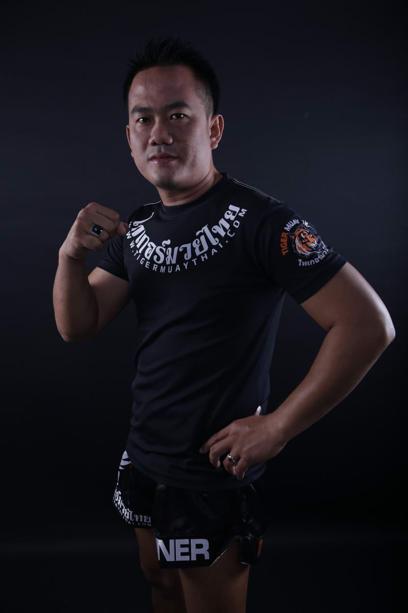 Kru Phet Tiger Muay Thai Trainer