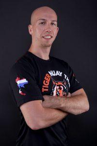 Tiger Muay Thai Head BJJ Trainer Chris Vamos