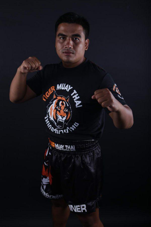 Muay Thai Trainer Jongsana