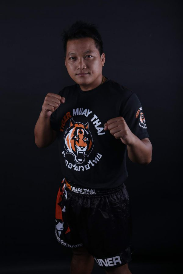 Tiger Muay Thai Trainer Oron