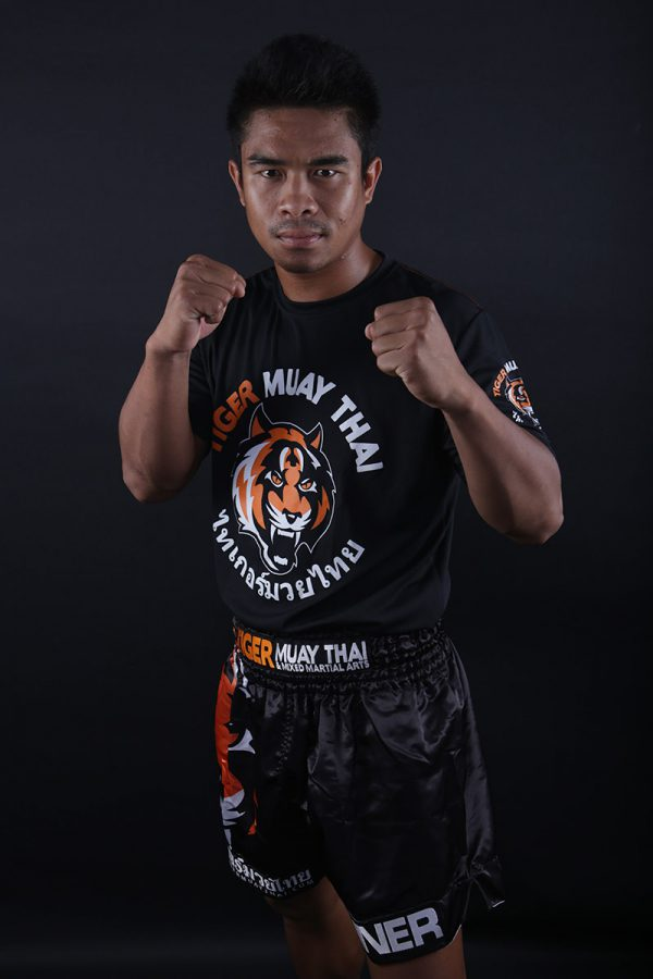 Tiger Muay Thai Trainer Saeksan