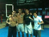 3 bjj-black-belts at Tiger Muay Thai and MMA