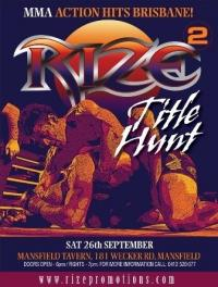 RIZE MMA promotions