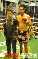Tiger Muay Thai wins by KO