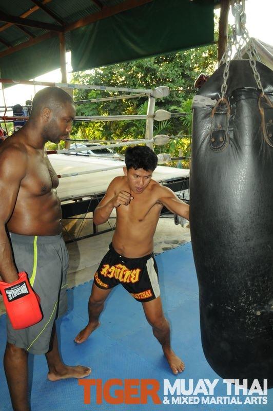 Beginners Muay Thai Program