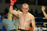 Chad Hamzeh scores 3rd round Muay Thai KO remains undefeated