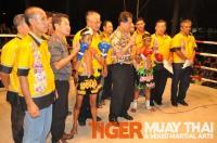 Nai harn Muay thai Charity Fights