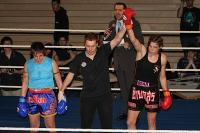 Claire Haigh (Tiger Muay Thai and MMA)