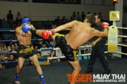 First Muay Thai fight