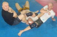"""The Double arm-bar"""
