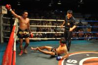 Nazee Tiger Muay Thai wins by 1st round KO