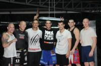 Ray Elbe with Tony Eduardo and Jon Fitch, Andreas, Wiktor