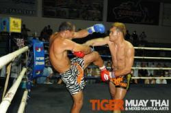 Berneung wins by KO