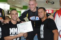 BJJ Grappling Games TMT Dominates
