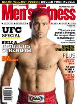 Elvis Sinosic talks Tiger muay Thai in Australian Men's Fitness.