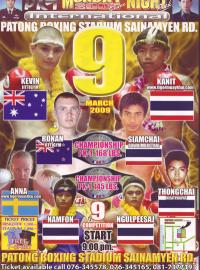 fight-poster-march-9-2009-Patong-Stadium-Thailand