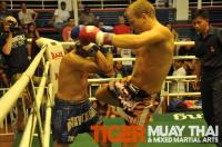 Gassi lands hard knee in Tiger Muay Thai fight