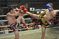 Micheal wins by KO for Tiger Muay Thai and MMA