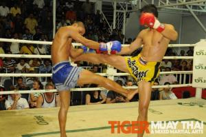 Grand Opening Muay Thai Stadium