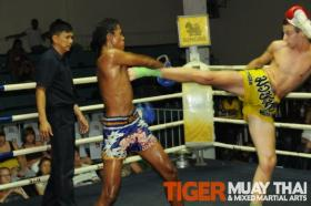 Patong Stadium Fight