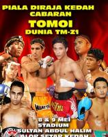 Fasuchon wins by 2nd round KO in Malaysia