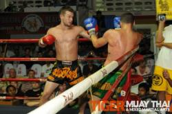Mitto( Tiger Muay Thai) first Fight