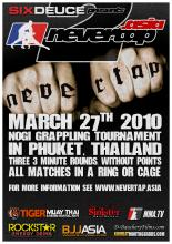 nevertap-asia-2-at Tiger Muay Thai and MMA., Phuket, Thailand