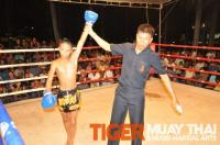 kok wins by KO for Tiger Muay Thai