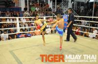 phalang of Tiger Muay Thai, Phuket, Thailand
