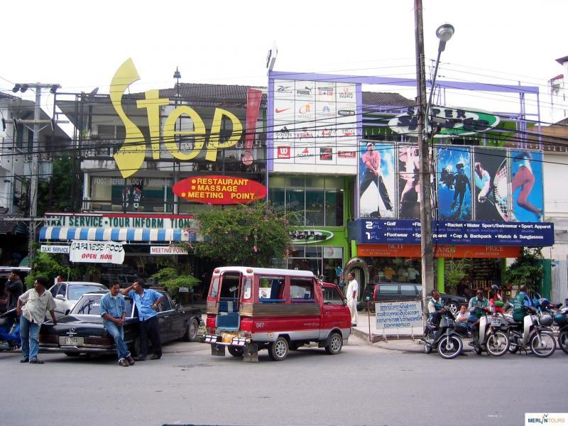 About Phuket & Thailand - Muay Thai, MMA & Thai Boxing ...