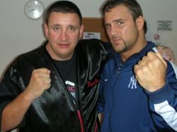 Pro Boxing Coach Paule Marchant
