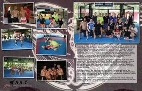 Tiger Muay Thai, Phuket, Thailand in Fighter's Only magazine