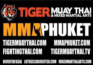 ringside banner for TMT
