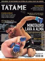 Tiger Muay Thai and MMA, Thailand in Tatame magazine, Brazil with Marcello Giudici