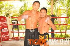 Yasubey Enemoto @ Tiger Muay Thai and MMA